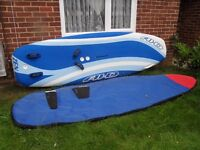 Windsurf board AHD Zen 230 Litres Length 295cm Width 90cm