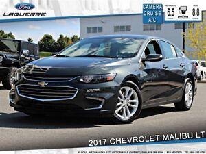 2017 Chevrolet Malibu LT**CAMERA*A/C*BLUETOOTH* SIÈGES ÉLECTRIQU