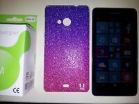 NOKIA LUMIA 535 MICROSOFT SMART PHONE 8GB UNLOCKED