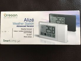 Weather station - Indoor/outdoor sensors - Advanced with Ice Alert **BNIB**