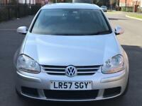 DIESEL VW GOLF MATCH TDI 105 5 DOOR HATCHBACK MANUAL