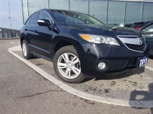 2015 Acura RDX w/Technology Package - Nav - Sunroof - Leather -