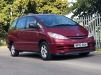 Toyota Previa 2.4 GLS 5dr (8 Seat) Automatic - UK Car not import in a stunning condition