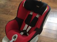 Britax Romer Dualfix Car Seat Newborn to 18kg 360 degree swivel So easy to get child in and out