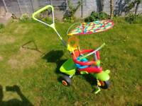 4 in 1 Smartrike Smart Trike Tricycle