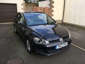 Volkswagen Golf SE BLUEMOTION TECH TDI SA