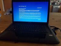 Compaq CQ58 Laptop With Windows 10