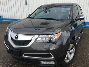 2011 Acura MDX Tech Package AWD *NAVIGATION*