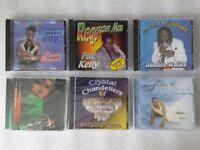 6 Brand New Classic Reggae CDs still in manufacturers plastic film