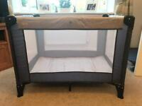 Mamas & Papas Travel Cot including Mattress