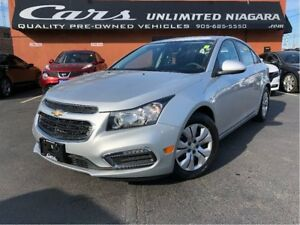 2016 Chevrolet Cruze 1LT | CAMERA | REMOTE | NO ACCIDENTS ...