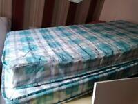 Free single mattress