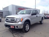 2014 Ford F-150 XLT, ECO-BOOST, 4X4