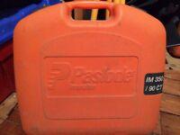 Paslode roughing gun box