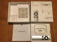 Apple Universal Dock + Remote