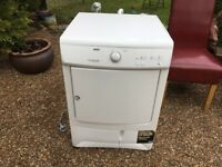 Zanussi Duel Tempreture Control Tumble Dryer