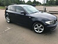 2008 BMW 1 Series 118d 5 door £30 TAX