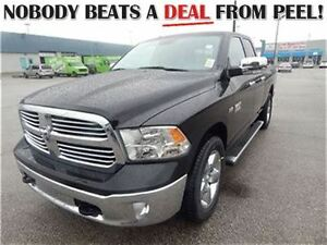 2017 Ram 1500 Brand New Big Horn, Quad, Only $34,995 & 0%