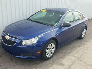 2013 Chevrolet Cruze LS GREAT FUEL ECONOMY | EXCELLENT CONDITION