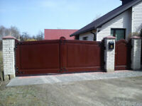 Wooden Gates and Bed Frames