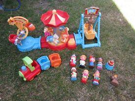 Happyland bundle – Funfair set