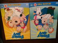 Family Guy DVD selection