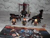 LEGO 79001 • The Hobbit • Escape from Mirkwood Spiders