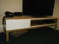 Wide TV stand