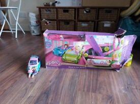 Polly Pocket Race To The Mall Track