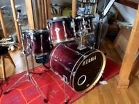 Tama Rockstar Custom Drum Kit (Purple Phase)