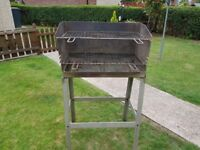 barbeque stainless steal BULLIT PROOF