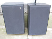 Acoustic Research AR8bx Stereo Hifi Speakers