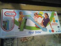 little tlkes slide