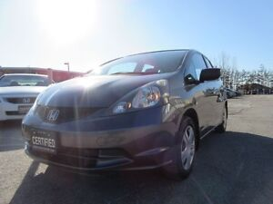 2011 Honda Fit ONE OWNER / ACCIDENT FREE