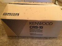 Kenwood CRS-15 speaker system