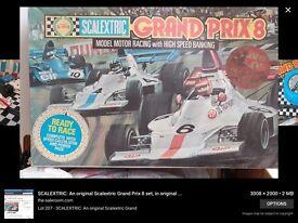 Scalextric Grand Prix 8