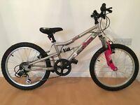 """Apollo Pure FS Junior Mountain Bike 20"""" - Brand New"""