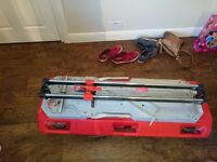 Rubi TX900 Tile Cutter. In excellent condition, only been used on a couple of occasions.