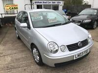 Vw polo 1.4 automatic auto se only 60.000. Aylsham rd cars