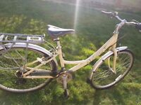 Solid Viking Vision Classic Hybrid Cycle in good condition