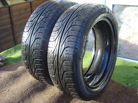 pirelli 175/ 50-14 used pair 5mm+ tread in leic