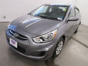 2016 Hyundai Accent L! ONLY 11K! TRADE-IN! SAVE!
