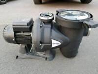 Certikin pool circulation pump for spares or repair