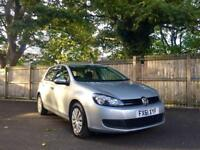 VW GOLF 1.6TDI S 5DR [FULLY DOCUMENTED SERVICE HISTORY / IMMACULATE THROUGHOUT / £30 ANNUAL ROAD TAX