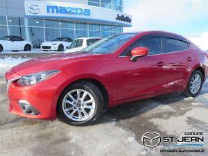 2014 Mazda MAZDA3 GS-SKY ** TOIT OUVRANT ** PHARE ANTIBROUILLARD