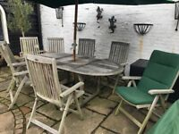 Outstanding Garden Furniture Set
