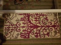Thick good quality small Rug