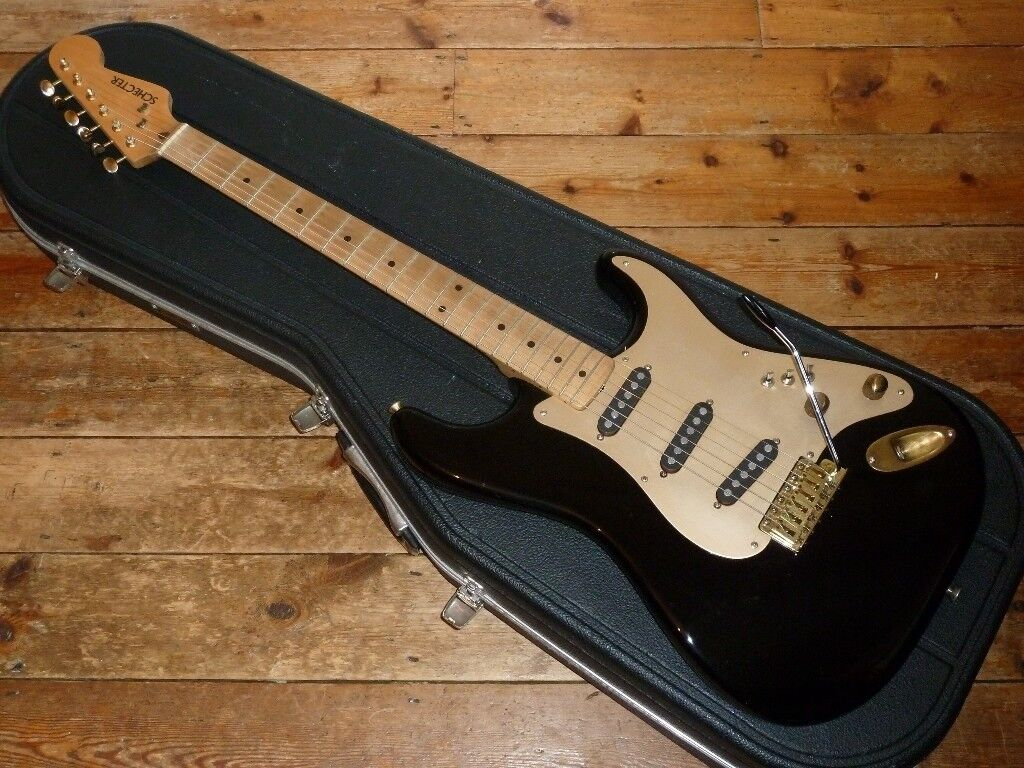 schecter usa dimarzio usa parts stratocaster early 80s with schecter monster tone tapped. Black Bedroom Furniture Sets. Home Design Ideas