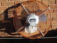 HYDOR INDUSTRIAL EXTRACTOR FAN 440V 3 PHASE 450MM DIAMETER