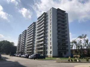 Camelot Towers - 1001 Main West, Hamilton - 1 Bedroom...